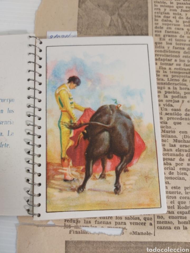 Libros de segunda mano: ASES DEL TOREO. MANOLETE Y RECORTE PERIODICO 1948 - Foto 3 - 221762676