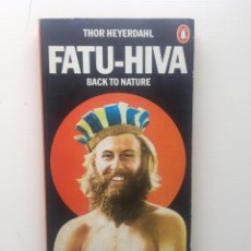 Libros de segunda mano: FATU HIVA. Lote 221808760