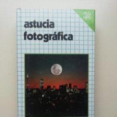 Libros de segunda mano: ASTUCIA FOTOGRÁFICA. Lote 221809281