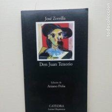 Libros de segunda mano: DON JUAN TENORIO. Lote 221813468