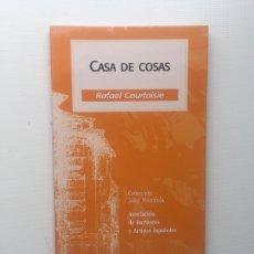 Libros de segunda mano: CASA DE COSAS. Lote 221813670