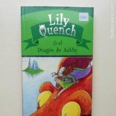 Libros de segunda mano: EL DRAGÓN DE ASHBY. Lote 221813780