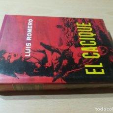 Libros de segunda mano: EL CACIQUE - LUIS ROMERO - PLANETA W+106. Lote 221813978