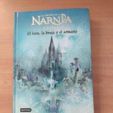 Libros de segunda mano: LAS CRÓNICAS DE NARNIA. Lote 221842888