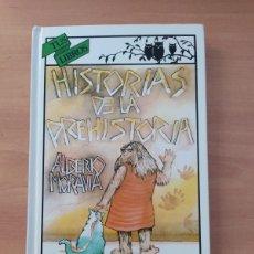 Libros de segunda mano: HISTORIAS DE PREHISTORIA. Lote 221852031