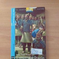 Libros de segunda mano: EL EMPERADOR DRAGÓN. Lote 221852101