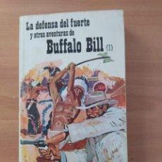 Libros de segunda mano: BUFFALO BILL. Lote 221858028