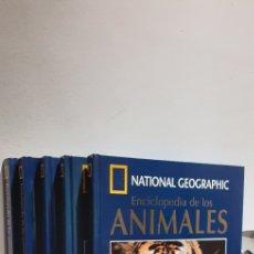 Libros de segunda mano: NATIONAL GEOGRAFIC -ENCICLOPEDIA DE LOS ANIMALES MAMIFEROS. Lote 221886935