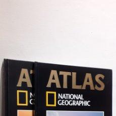Libros de segunda mano: ATLAS NACINAL NACIONAL GEOGRAFIA ÁFRICA. Lote 221888877
