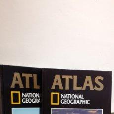 Libros de segunda mano: ATLAS NACIONAL GEOGRAFICO AMÉRICA DEL NORTE. Lote 221889305