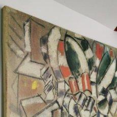 Libros de segunda mano: F. LEGER, LIBRO DE LA EXPOSICION EN MADRID 1983, FUNDACION JUAN MARCH. Lote 221917725
