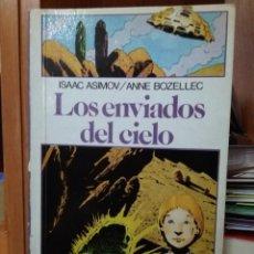 Libros de segunda mano: LOS ENVIADOS DEL CIELO, ISAAC ASIMOV, ANNE BOZELLEC, EDICIONES ALTEA. Lote 221927766