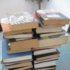 Libros de segunda mano: LOTE DE 31 LIBROS EN ESPAÑOL DE TODO TIPO.. Lote 221932223