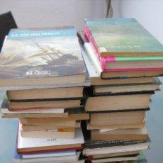 Libros de segunda mano: LOTE DE 46 LIBROS EN ESPAÑOL DE TODO TIPO.. Lote 221932882