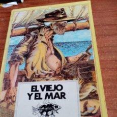Livros em segunda mão: EL VIEJO Y EL MAR. E. HIMINGWAY. EDITORES MEXICANOS UNIDOS. EST9B3. Lote 221932983