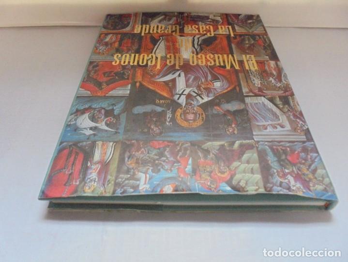 Libros de segunda mano: EL MUSEO DE ICONOS DE LA CASA GRANDE. OSCAR GARCIA GARCIA. 2005. NEITAGRAF IMPRESORES - Foto 5 - 221952468