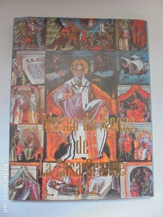 Libros de segunda mano: EL MUSEO DE ICONOS DE LA CASA GRANDE. OSCAR GARCIA GARCIA. 2005. NEITAGRAF IMPRESORES - Foto 6 - 221952468