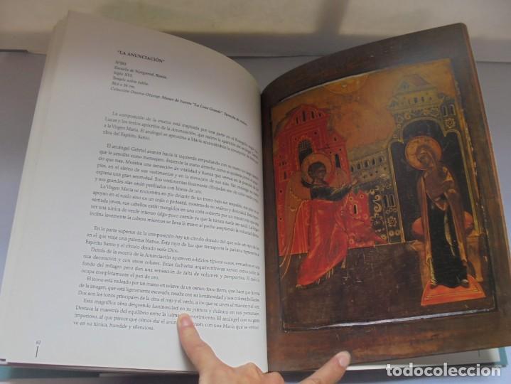 Libros de segunda mano: EL MUSEO DE ICONOS DE LA CASA GRANDE. OSCAR GARCIA GARCIA. 2005. NEITAGRAF IMPRESORES - Foto 14 - 221952468