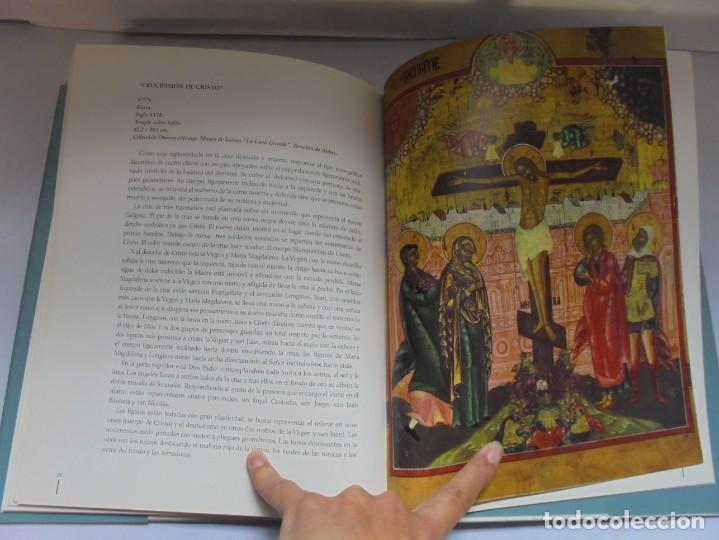 Libros de segunda mano: EL MUSEO DE ICONOS DE LA CASA GRANDE. OSCAR GARCIA GARCIA. 2005. NEITAGRAF IMPRESORES - Foto 15 - 221952468