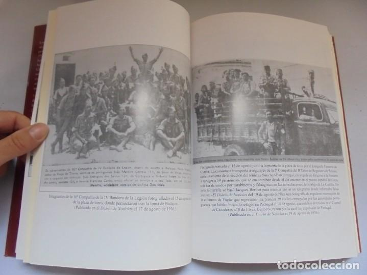 Libros de segunda mano: LA MATANZA DE BADAJOZ ANTE LOS MUROS DE LA PROPAGANDA. FRANCISCO PILO. MOISES DOMINGUEZ. 2010 - Foto 13 - 221958478