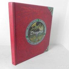 Libros de segunda mano: DRAGONES (EL GRAN LIBRO DE LOS DRAGONES) MONTENA-2004. Lote 221993382