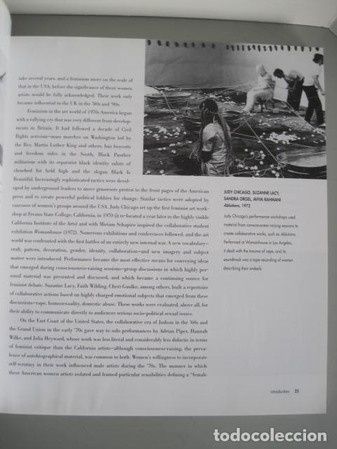 Libros de segunda mano: PERFORMANCE LIVE ART SINCE THE 60s. SIGNED BY THE AUTHOR.ROSELEE GOLDBERG. ARTE EN VIVO DESDE LOS 60 - Foto 16 - 222028013