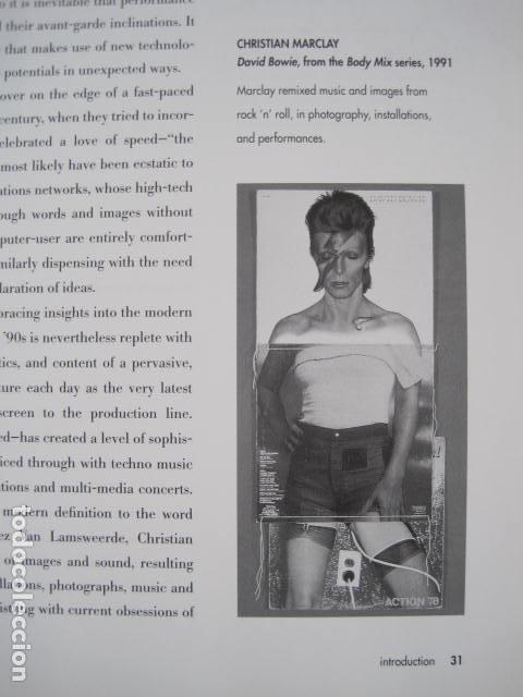 Libros de segunda mano: PERFORMANCE LIVE ART SINCE THE 60s. SIGNED BY THE AUTHOR.ROSELEE GOLDBERG. ARTE EN VIVO DESDE LOS 60 - Foto 17 - 222028013