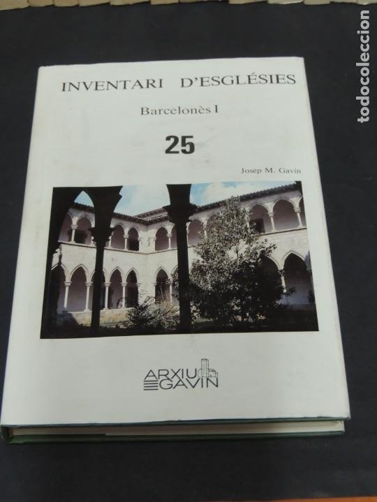 Libros de segunda mano: INVENTARI DESGLÉSIES.-ARXIU GAVIN.-(30 VOL. OBRA COMPLETA) - Foto 7 - 222048962