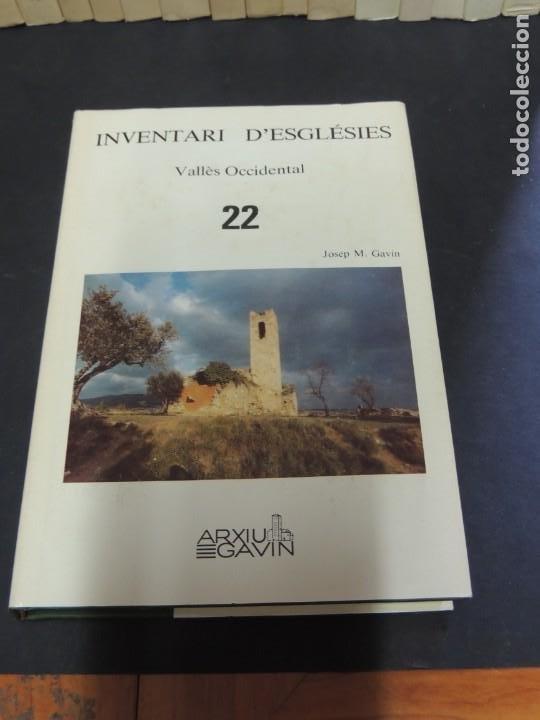 Libros de segunda mano: INVENTARI DESGLÉSIES.-ARXIU GAVIN.-(30 VOL. OBRA COMPLETA) - Foto 10 - 222048962