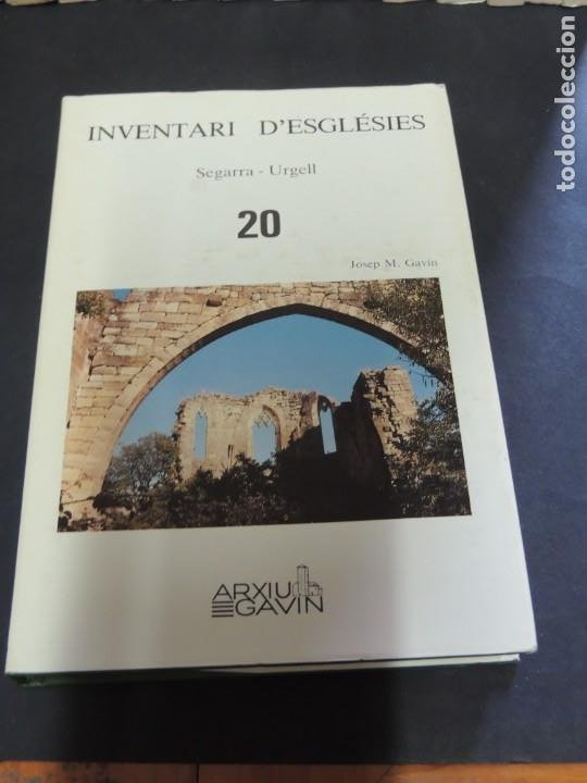 Libros de segunda mano: INVENTARI DESGLÉSIES.-ARXIU GAVIN.-(30 VOL. OBRA COMPLETA) - Foto 12 - 222048962