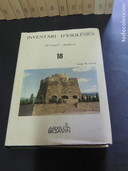 Libros de segunda mano: INVENTARI DESGLÉSIES.-ARXIU GAVIN.-(30 VOL. OBRA COMPLETA) - Foto 14 - 222048962