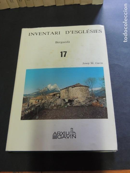 Libros de segunda mano: INVENTARI DESGLÉSIES.-ARXIU GAVIN.-(30 VOL. OBRA COMPLETA) - Foto 15 - 222048962