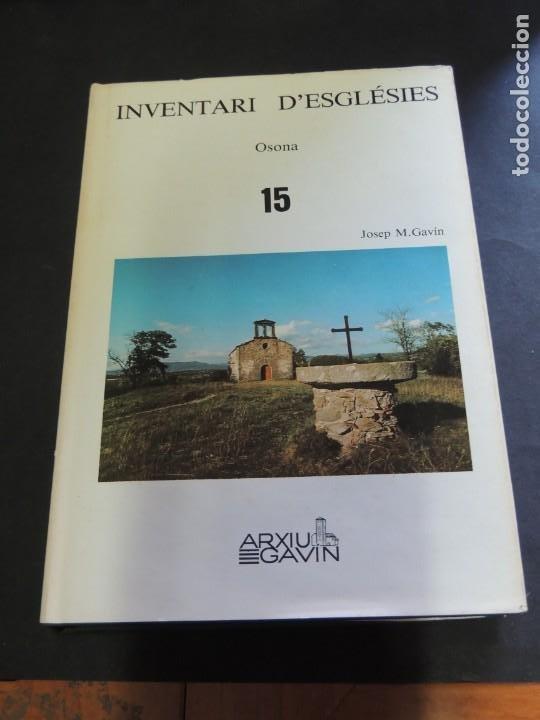 Libros de segunda mano: INVENTARI DESGLÉSIES.-ARXIU GAVIN.-(30 VOL. OBRA COMPLETA) - Foto 17 - 222048962