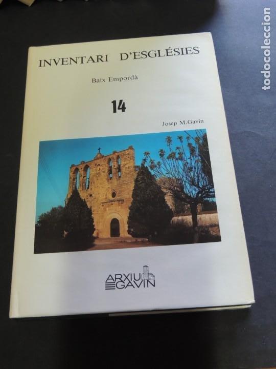 Libros de segunda mano: INVENTARI DESGLÉSIES.-ARXIU GAVIN.-(30 VOL. OBRA COMPLETA) - Foto 18 - 222048962