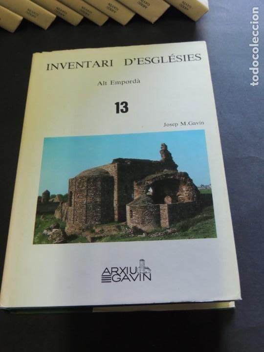 Libros de segunda mano: INVENTARI DESGLÉSIES.-ARXIU GAVIN.-(30 VOL. OBRA COMPLETA) - Foto 19 - 222048962