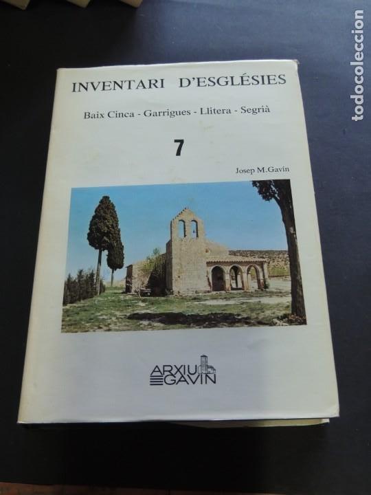 Libros de segunda mano: INVENTARI DESGLÉSIES.-ARXIU GAVIN.-(30 VOL. OBRA COMPLETA) - Foto 25 - 222048962