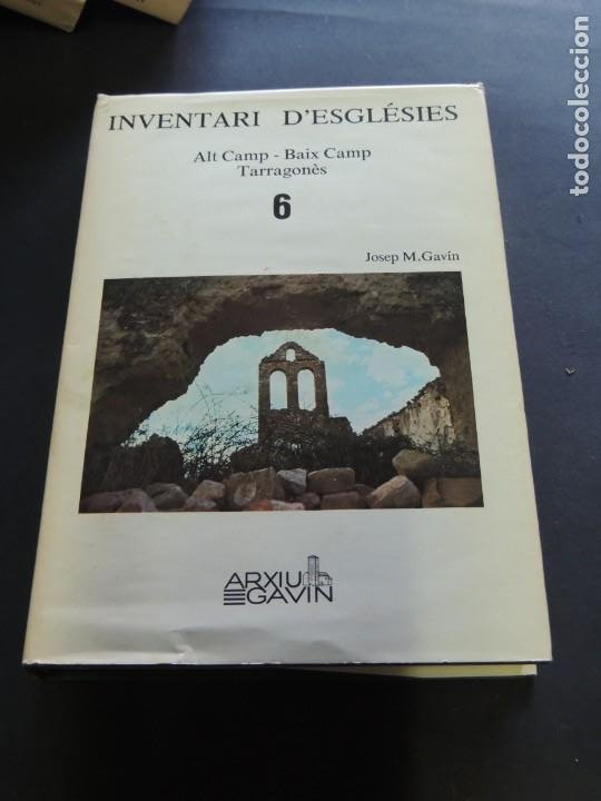 Libros de segunda mano: INVENTARI DESGLÉSIES.-ARXIU GAVIN.-(30 VOL. OBRA COMPLETA) - Foto 26 - 222048962