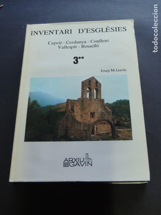 Libros de segunda mano: INVENTARI DESGLÉSIES.-ARXIU GAVIN.-(30 VOL. OBRA COMPLETA) - Foto 29 - 222048962