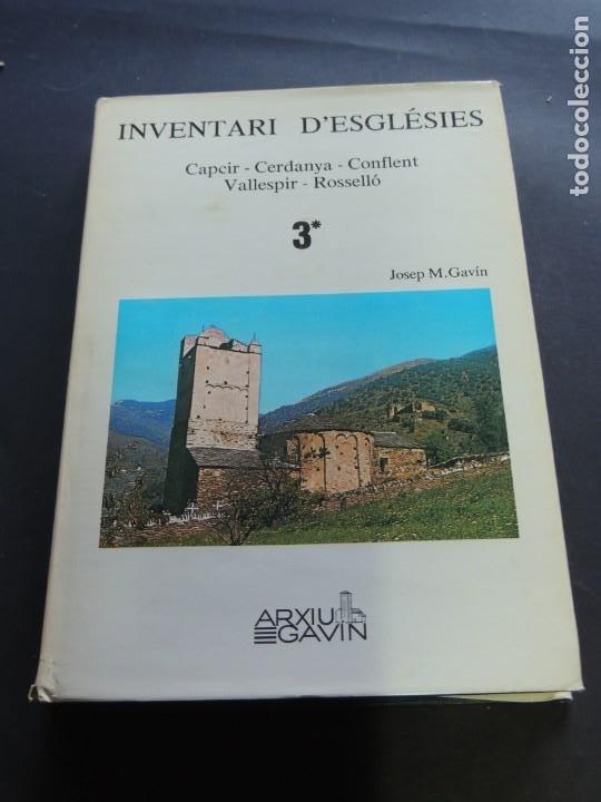 Libros de segunda mano: INVENTARI DESGLÉSIES.-ARXIU GAVIN.-(30 VOL. OBRA COMPLETA) - Foto 30 - 222048962