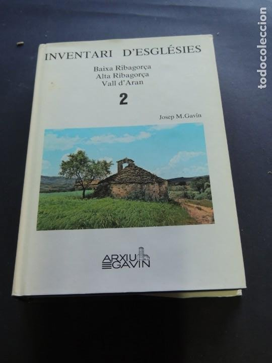 Libros de segunda mano: INVENTARI DESGLÉSIES.-ARXIU GAVIN.-(30 VOL. OBRA COMPLETA) - Foto 31 - 222048962