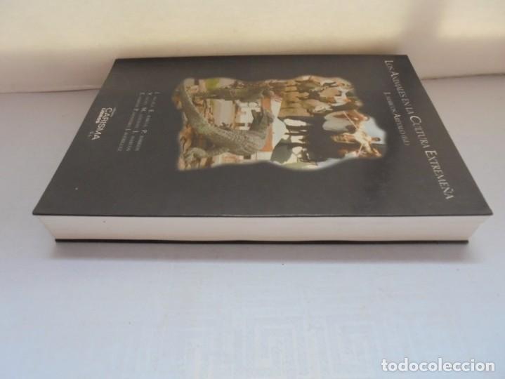 Libros de segunda mano: LOS ANIMALES EN LA CULTURA EXTREMEÑA. J.MARCOS AREVALO. EDICIONES CARISMAS. 2002. - Foto 4 - 222055413
