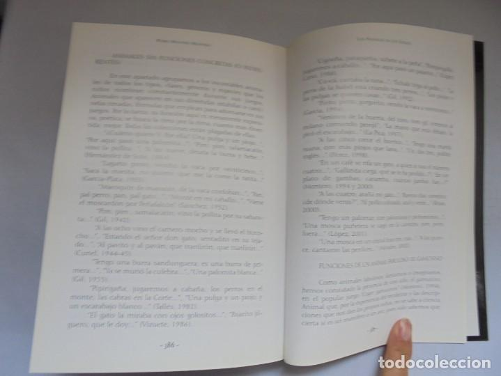 Libros de segunda mano: LOS ANIMALES EN LA CULTURA EXTREMEÑA. J.MARCOS AREVALO. EDICIONES CARISMAS. 2002. - Foto 15 - 222055413