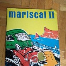 Libros de segunda mano: MARISCAL II GRAFIC POSTER. LIBRO DE ILUSTRACIONES DE GRAN TAMAÑO 30X42 CM - D1. Lote 222063125