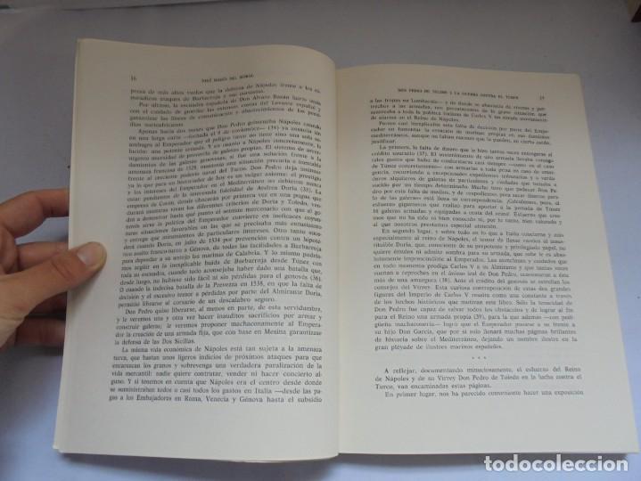 Libros de segunda mano: EL VIRREY DE NAPOLES DON PEDRO DE TOLEDO Y LA GUERRA CONTRA EL TURCO. JOSE MARIA DEL MORAL 1966 - Foto 8 - 222073612