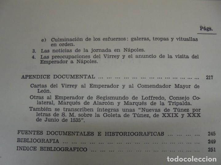 Libros de segunda mano: EL VIRREY DE NAPOLES DON PEDRO DE TOLEDO Y LA GUERRA CONTRA EL TURCO. JOSE MARIA DEL MORAL 1966 - Foto 14 - 222073612