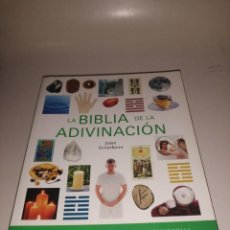 Libros de segunda mano: LA BIBLIA DE LA ADIVINACION - JANE STRUTHERS. Lote 222084921