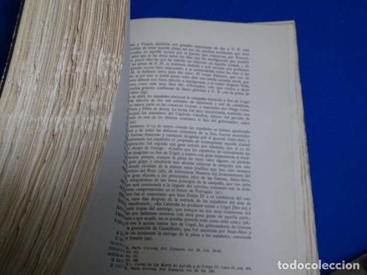 Libros de segunda mano: LA ACCIÓN DE FRANCIA EN CATALUÑA1640-1659).JOSE SANEBRE.1956. - Foto 4 - 222085722