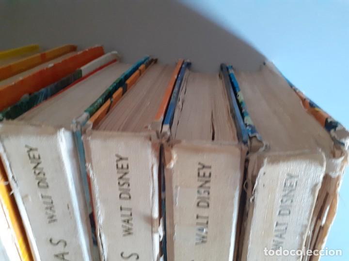 Libros de segunda mano: LOTE 7 TOMOS PELICULAS WALT DISNEY HANNA BARBERA EDICIONES ERSA JOVIAL - Foto 5 - 222086168