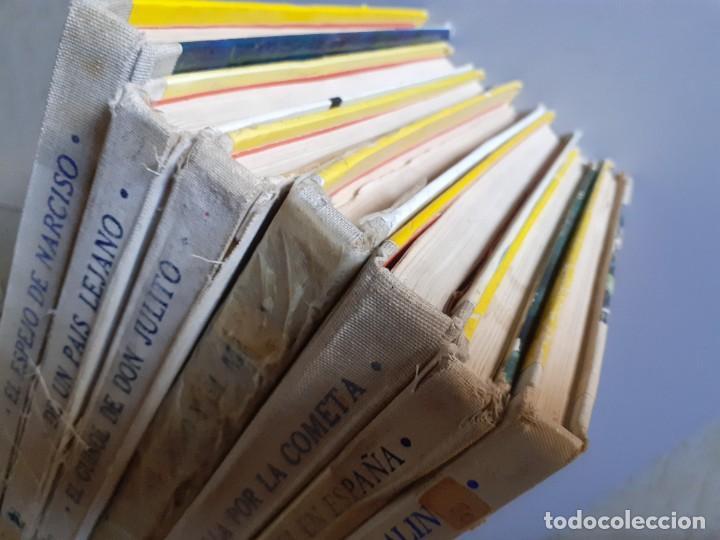 Libros de segunda mano: LOTE 7 TOMOS CUENTOS EDITORIAL DONCEL - BALLENA BLANCA, JULITO, NARCISO Y MAS - Foto 3 - 222086545