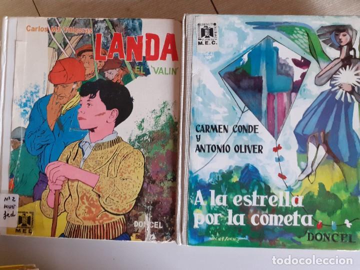 Libros de segunda mano: LOTE 7 TOMOS CUENTOS EDITORIAL DONCEL - BALLENA BLANCA, JULITO, NARCISO Y MAS - Foto 6 - 222086545